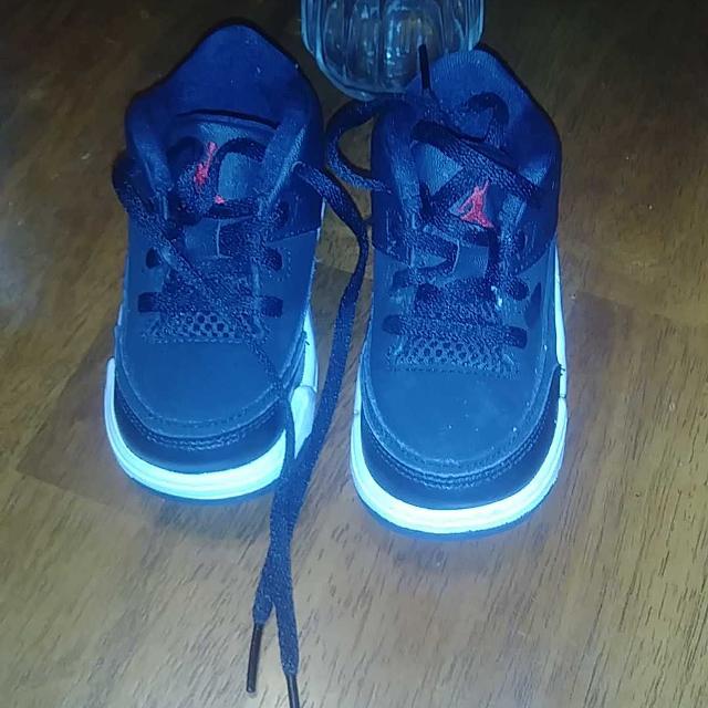 100% authentic cbe84 8110d Baby Jordans