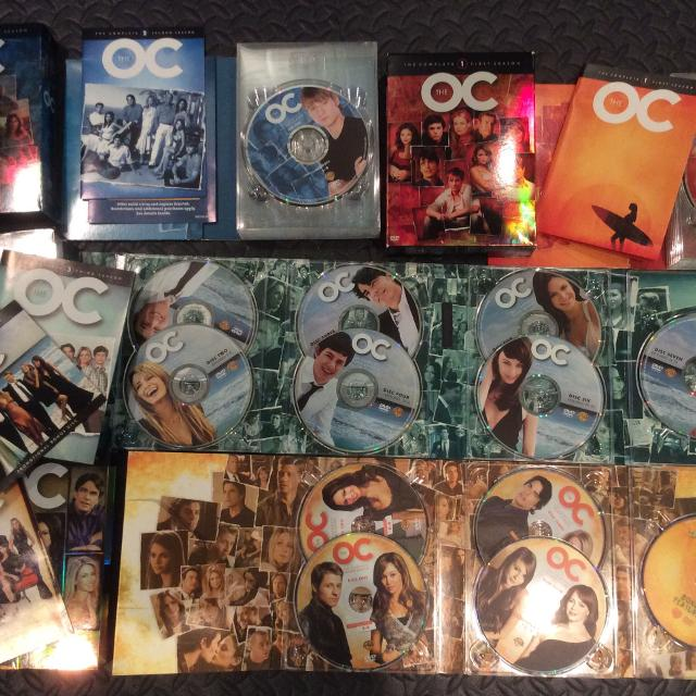 the oc complete series