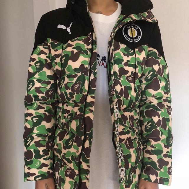 c54679ad7f30 Find more Bape X Puma Jacket for sale at up to 90% off