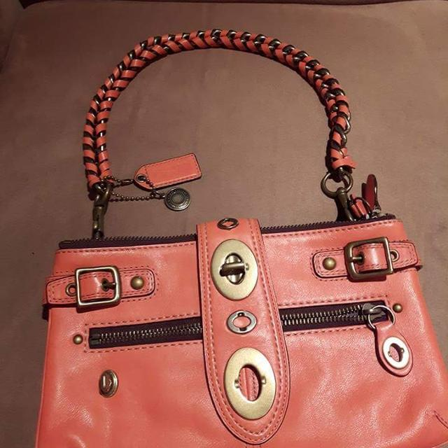 edf83dc6d7 Best Authentic Vintage Leather Coach Purse for sale in Oshawa, Ontario for  2019