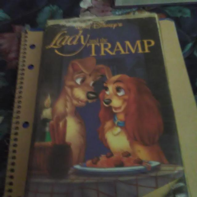 Best Original Lady And The Tramp Vhs Tape In Original Cover Used Condition For Sale In Fort Wayne Indiana For 2020