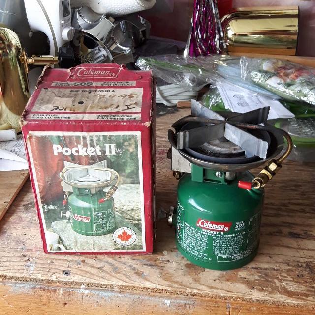 Vintage Pocket stove
