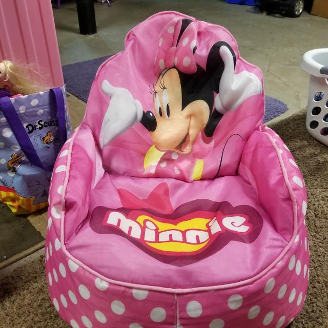 Find More Minnie Mouse Bean Bag Chair For Sale At Up To 90 Off