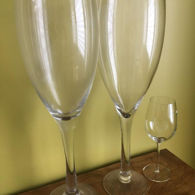 Find More Giant Wine Glasses For Sale At Up To 90 Off