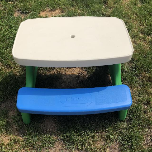 Find more little tikes small folding picnic table for sale at up to little tikes small folding picnic table watchthetrailerfo