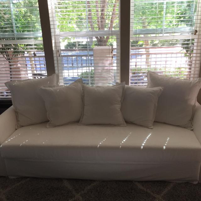Ikea Holmsund Convertible Sofa
