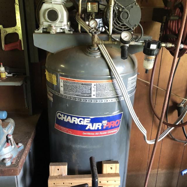 best charge air pro air compressor for sale in brazoria county