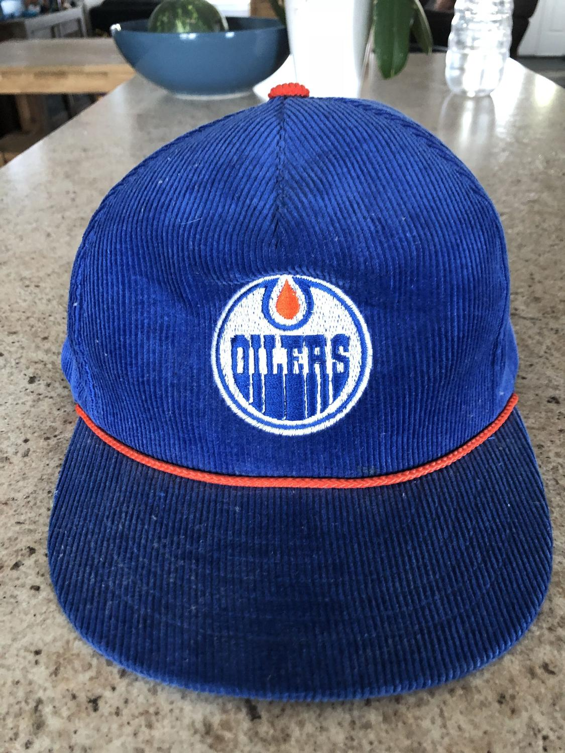 Find More Vintage Edmonton Oilers Hat For Sale At Up To 90 Off