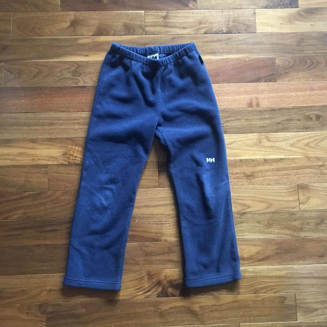 2755be5cef Youth Helly Hansen Fleece Pants Size 8