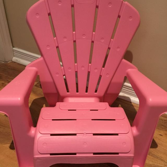 bnwt little tikes garden chair pink - Little Tikes Garden Chair