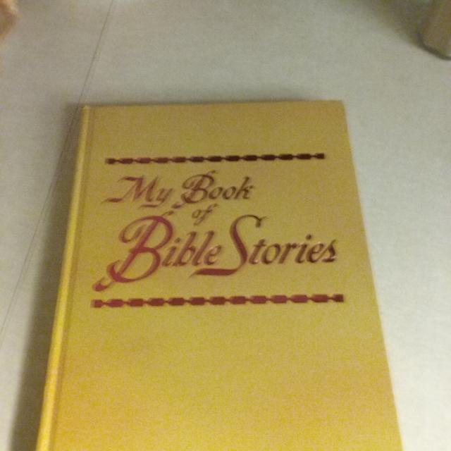 my book of bible story
