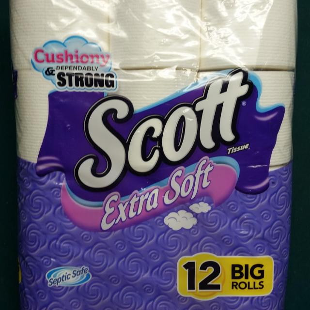 Find More 1 Pack Of Scott Toilet Paper For Sale At Up To 90 Off