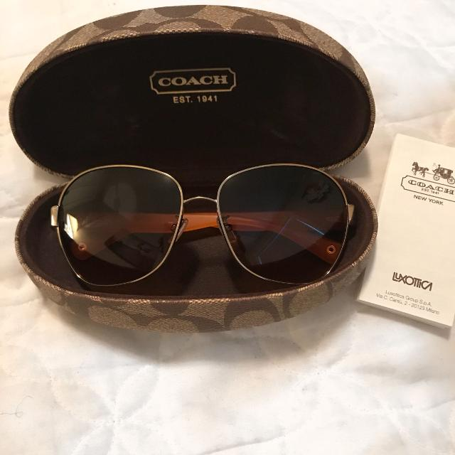 51cfa2a5eb89 Find more New Coach Sunglasses for sale at up to 90% off