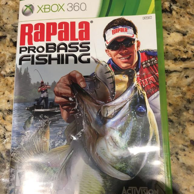 Best Xbox360 Fishing Game For Sale In Brenham Texas For 2018