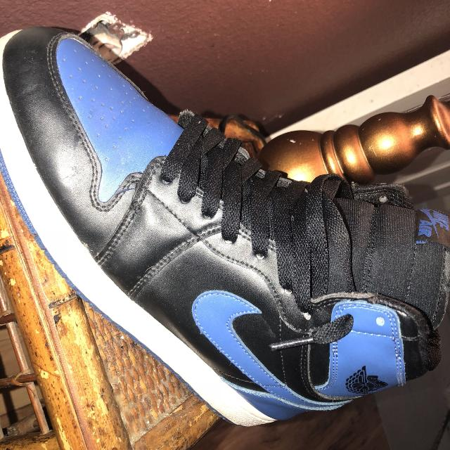 00f39f9e2bf594 Best Air Jordan Royal 1s 2013 Release for sale in Brazoria County ...