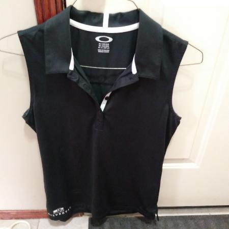 Ladies Oakley Golf Shirt Size M for sale  Canada