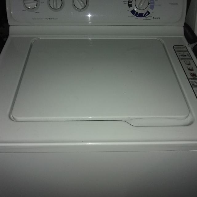 4 Yr Old Ge Washer