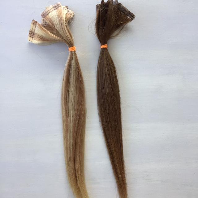 Find More Babe Tape In Human Hair Extensions Like New For Sale At