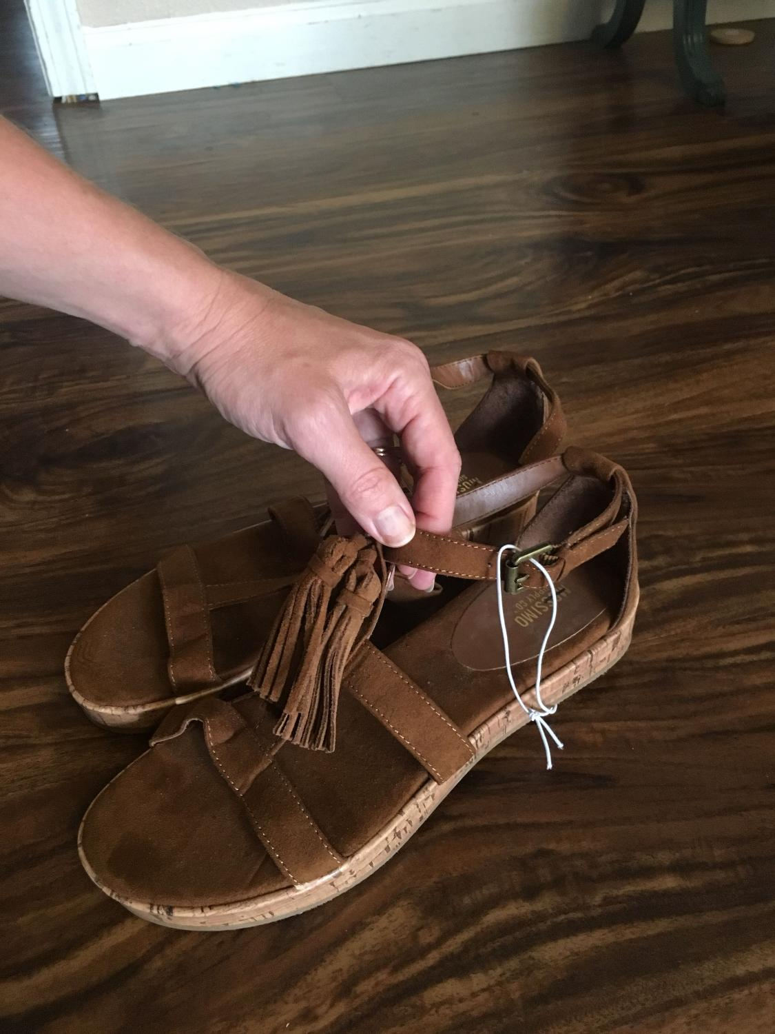 c8db5ceeec75 Best Mossimo Sandals Size 7.5 Nwt for sale in Jefferson City ...