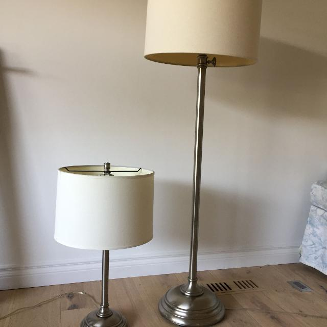 Find More Pottery Barn Chelsea Floor Lamp For Sale At Up To 90 Off