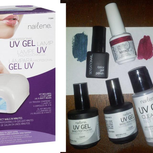 Best At Home Gel Nail Polish Kit for sale in Charlottetown, Prince ...