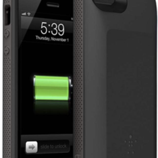 separation shoes 967bb 86a73 GRIP POWER BATTERY CASE FOR IPHONE 5/5S/5SE