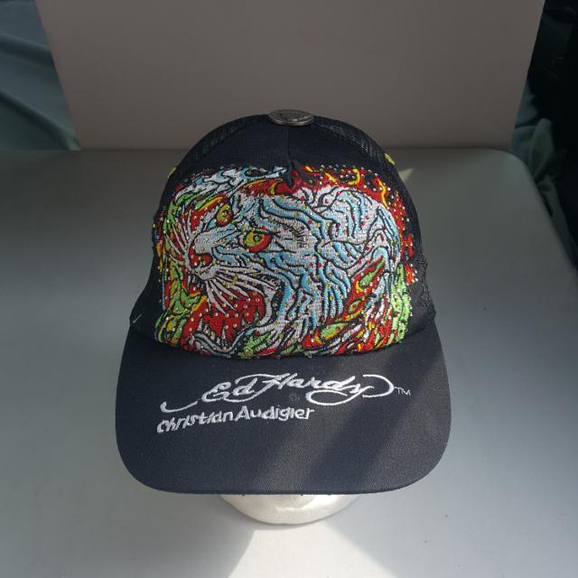 30d00e80657 Best Ed Hardy Snapback Mesh Baseball Cap. for sale in Keswick ...