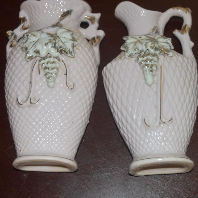 Best Set Of Vintage Wall Pocket Vases For Sale In Morton Illinois