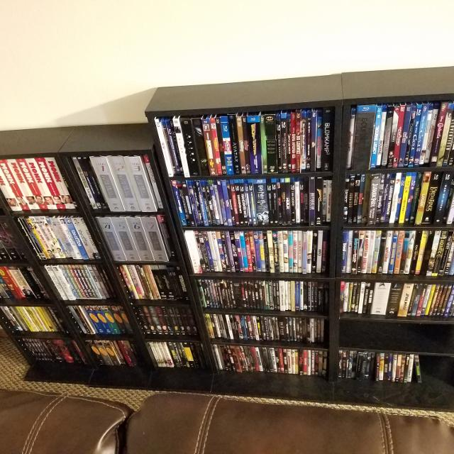 Find More Dvd Blu Ray Media Shelves