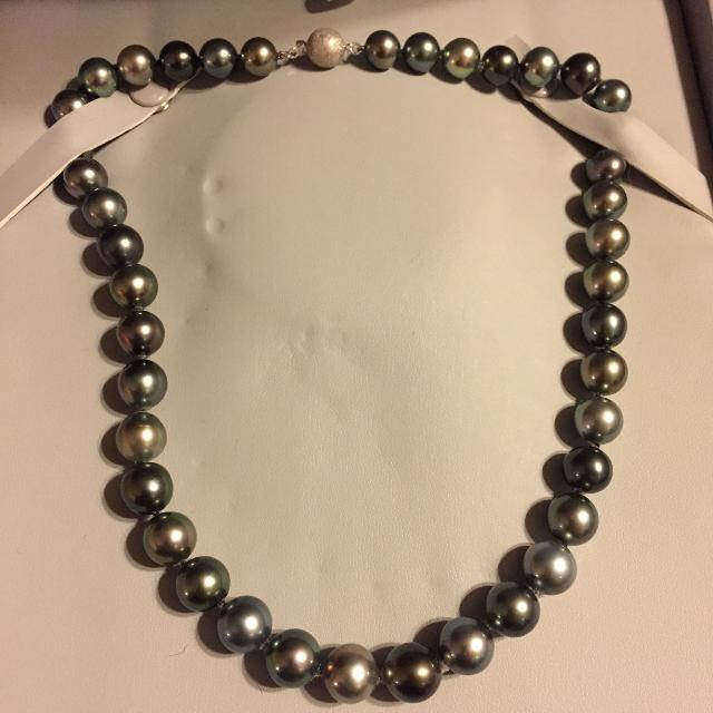 0fd55d9032ab9 Never worn, Shane Co Tahitian Pearl necklace