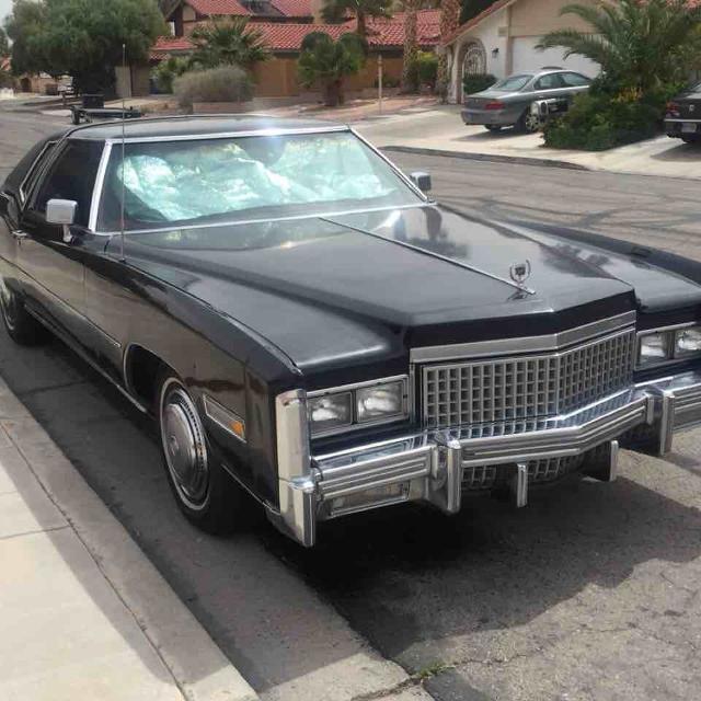 Best '75 Cadillac Eldorado`````````` For Sale In