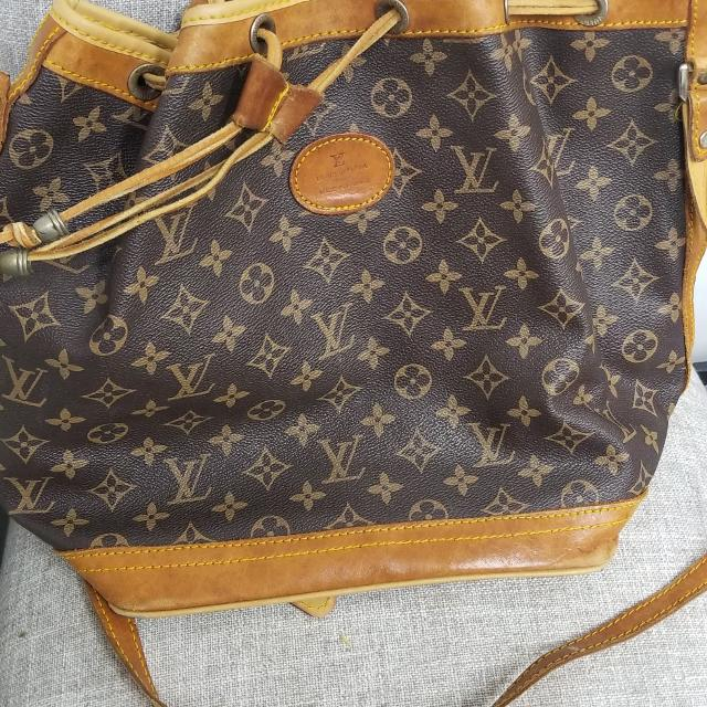 600b47d0fcbd Best Vintage Louis Vuitton Drawstring Noe Bucket Bag for sale in Atlanta