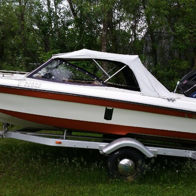90 Hp Mercury Outboard >> 1978 Open Bow Lund With A 90hp Mercury Outboard