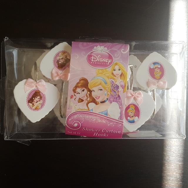 Best Disney Princess Shower Curtain Hooks For Sale In Victoria British Columbia 2019