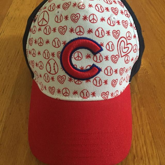 0c3aefb87 Find more Toddler Girls Cubs Hat for sale at up to 90% off