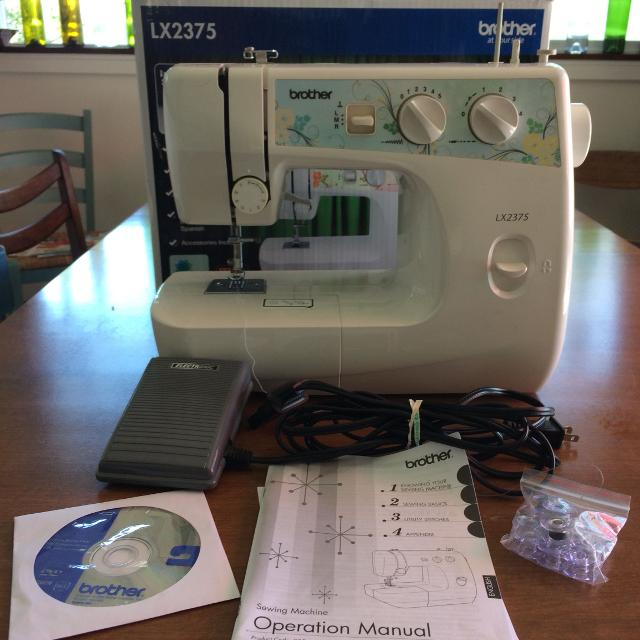 Find More Lx40 Brother Sewing Machine For Sale At Up To 40% Off Delectable Brother Sewing Machine Lx2375