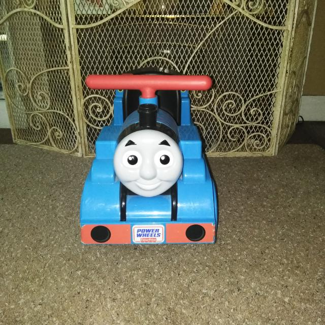Thomas the train power wheels