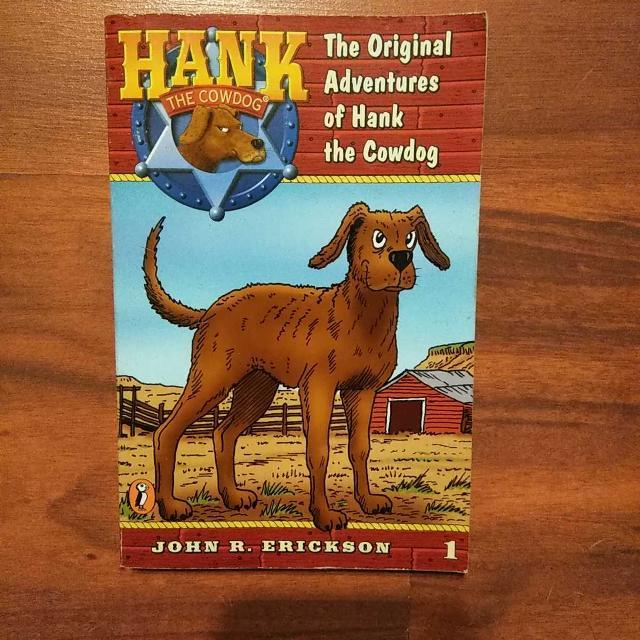 Hank the original adventures of hank the cow dog