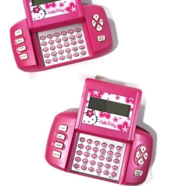 Find More 2 Hello Kitty Sms Text Messenger Handheld Devices For Sale