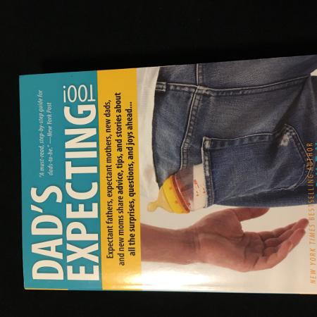 Used, Dads expecting book. for sale  Canada
