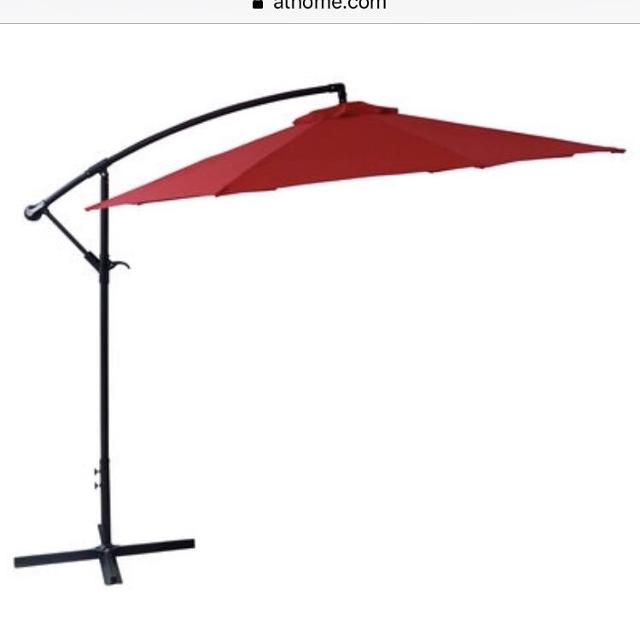 10ft Patio Umbrella Brand New Paid 79 99 Pickup Off Of Hungary Rd