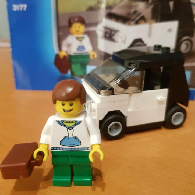 Find More Lego City 3177 Small Car Set For Sale At Up To 90 Off