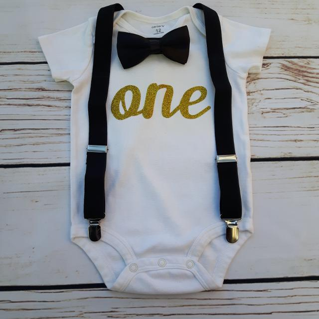 7b251e205c3d Find more First Birthday Outfit For Baby Boy New for sale at up to ...