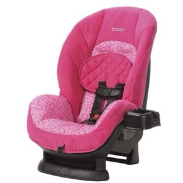Cosco Hot Pink Car Seat