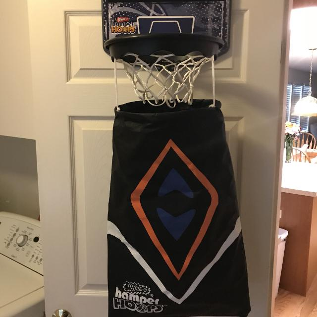 Basketball Hoop Laundry Basket Adorable Best Laundry Basket Basketball Hoop For Sale In Dekalb County