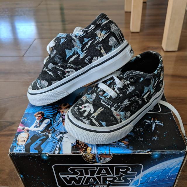fe3c7a60d8b9fa Find more Star Wars Vans Shoes for sale at up to 90% off