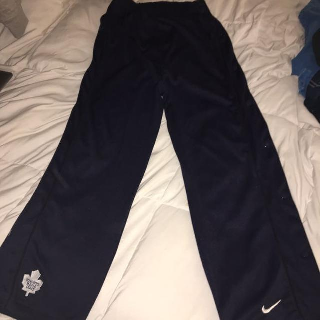 new products 03bb7 be977 Nike Toronto Maple Leafs tear away pants
