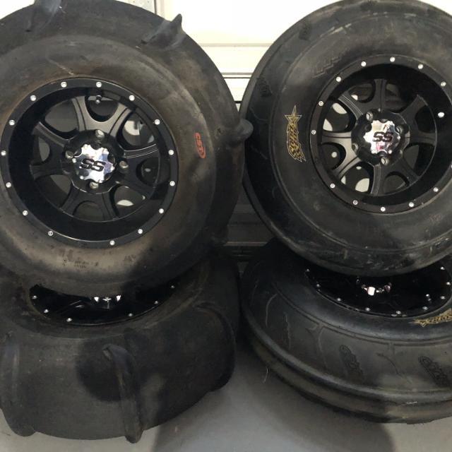 Utv Tires For Sale >> Utv Rims And Tires