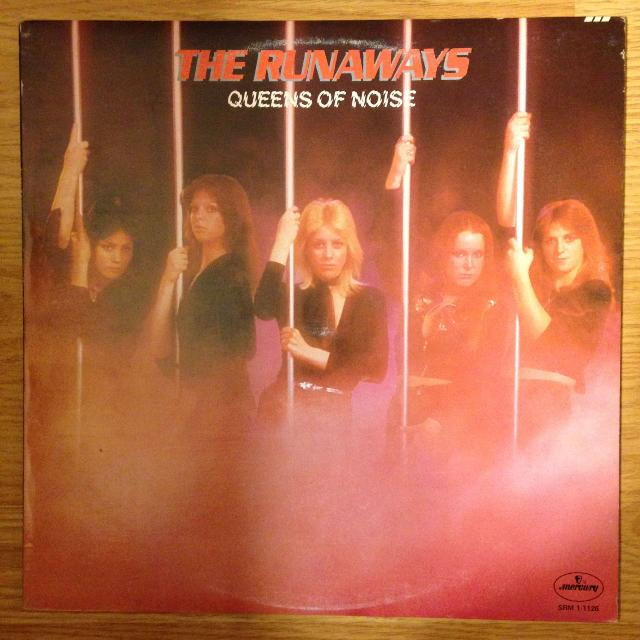 Find More The Runaways Queens Of Noise Lp Record For Sale
