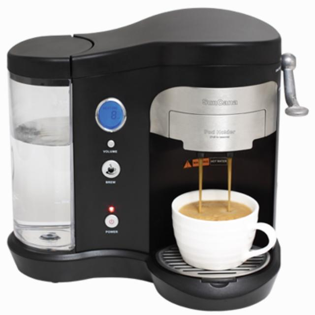 Best Pod Style Single Cup Coffee Brewing System By Suncana For